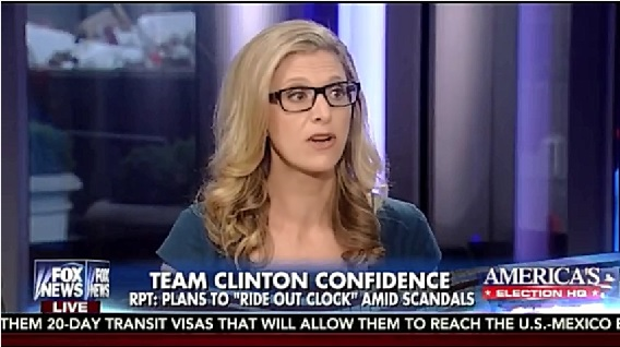 Lauren Leader-Chivée discusses the importance of females and minority votes on Fox News