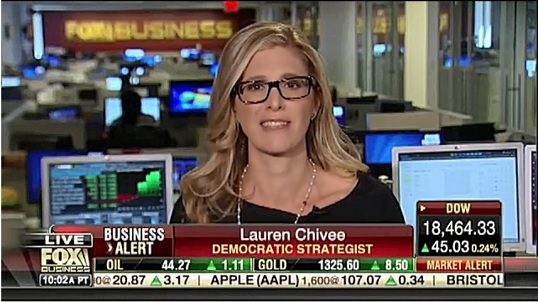 Lauren Leader Chivee on Fox Business discussing the economic plans of the presidential candidates